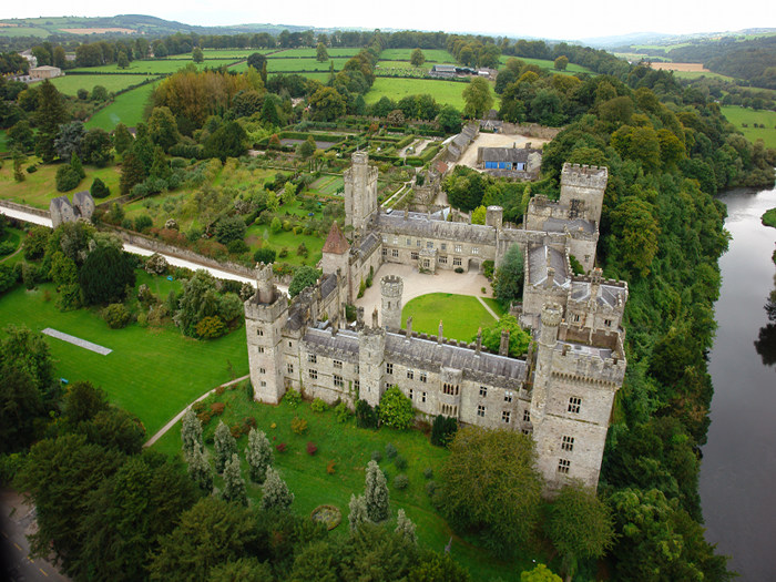 Rent A Castle In Ireland Lismore Castle Waterford